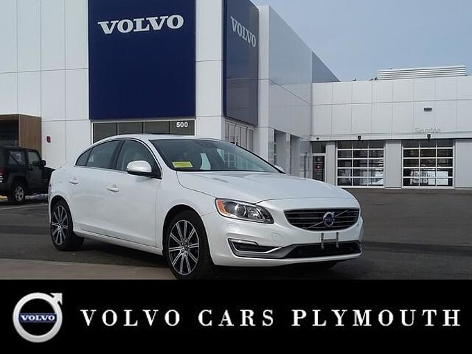 Volvo  S60 T5 Drive-E FWD Inscription Platinum